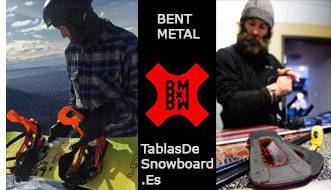 Bent Metal Bindings 2017