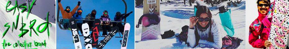 Easy Snowboards