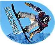 Fijaciones Snowboard Baratas