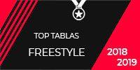 Mejores Tablas Freestyle 2018/2019