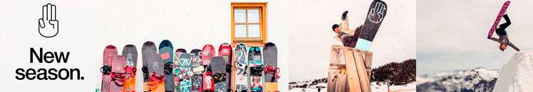 Tablas Bataleon Snowboards 2018
