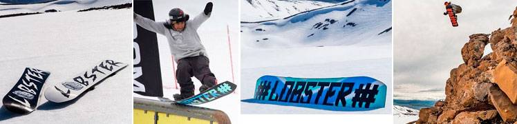 Tablas Lobster Snowboards 2018
