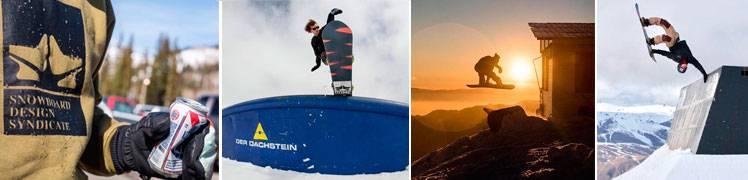 Tablas Rome Snowboards